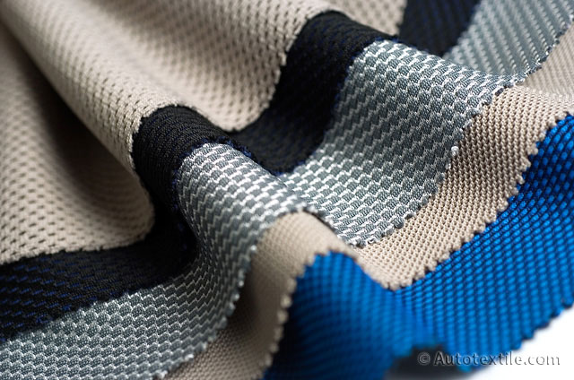 Aftermarket Automotive Interior Textiles Fabrics For Car Seat Covers Car Seat Fabrics